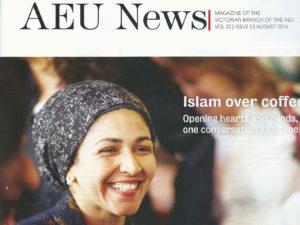 aeu news cover story