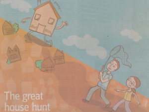 editorial domain househunting feature cover