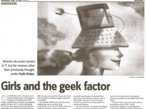 editorial the age education gender feature