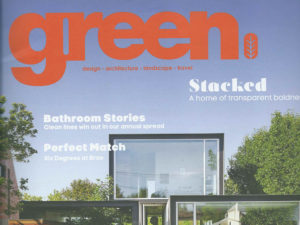 green cover story andrew maynard house