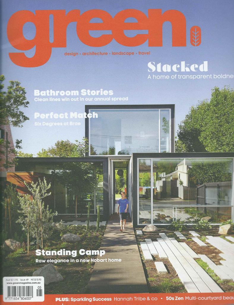 green cover story andrew maynard house