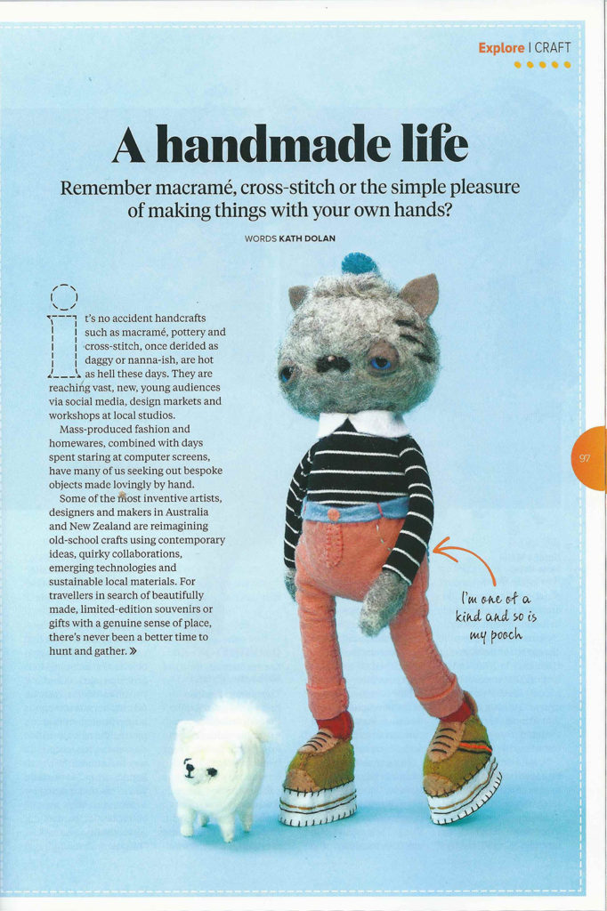 jetstar handmade life feature