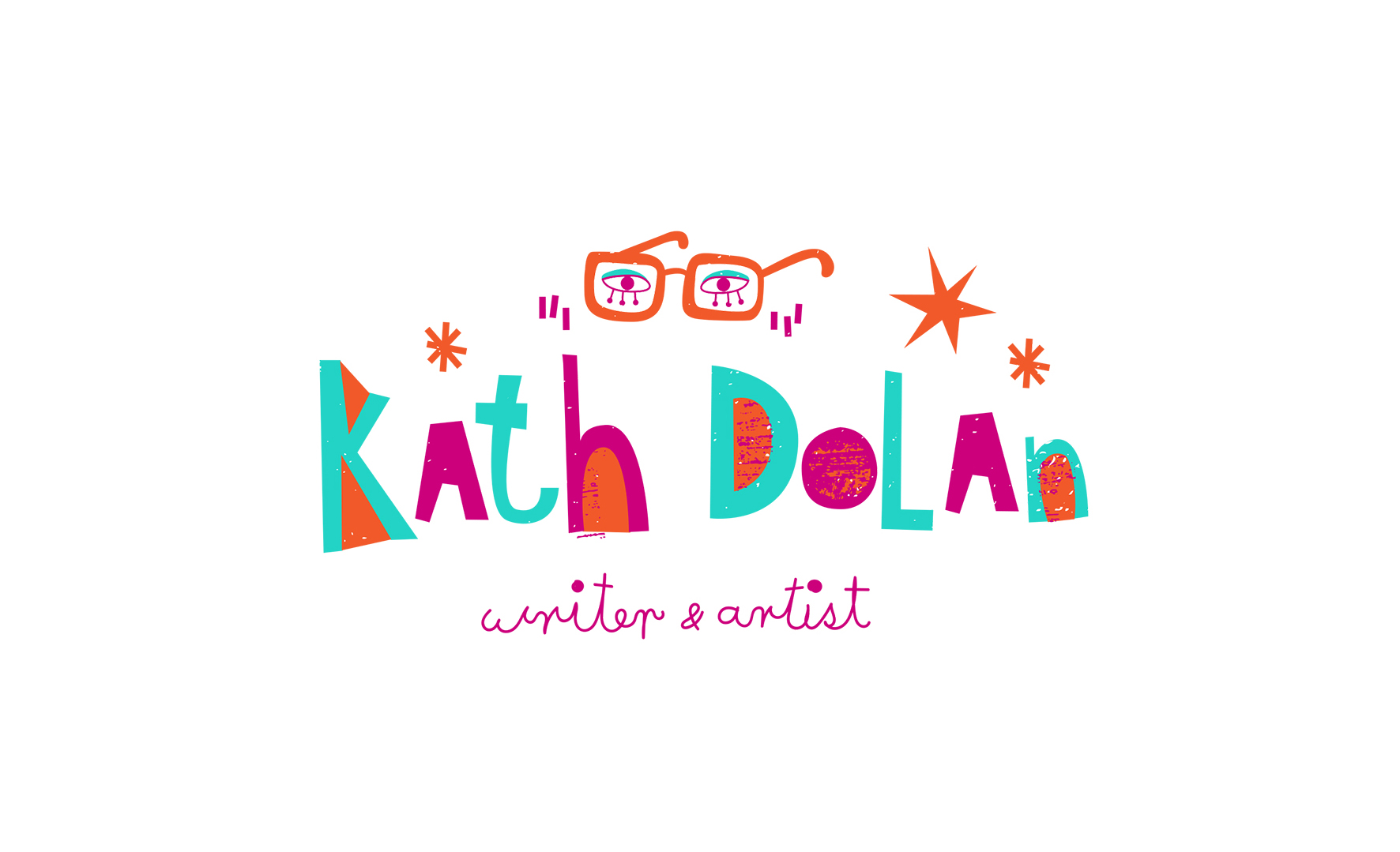 Kath Dolan Writer and artist Interview series Copywriter