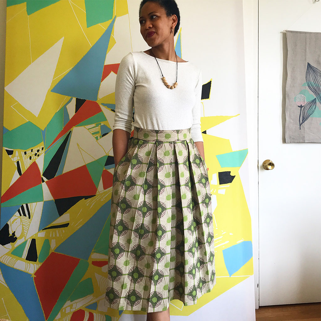 jen_hewett_ wearings_print_skirt